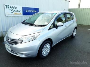2013 Nissan Note DIG-S S/chg.