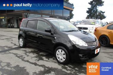 2010 NISSAN NOTE 15G