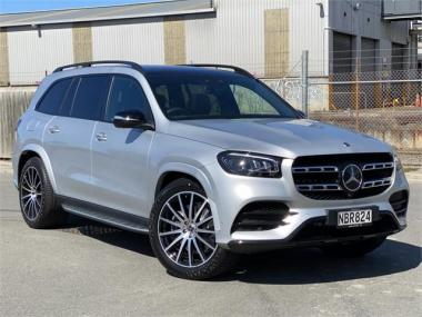 2020 MercedesBenz GLS 400d 4MATIC,  7 SEATER