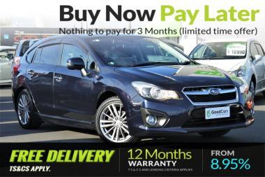 2013 Subaru Impreza 2.0 Premium Sport, Eyesight