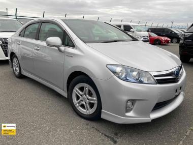 2010 Toyota SAI 2.4lt Hybrid S A-Package