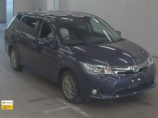 2014 Toyota Corolla Fielder Hybrid