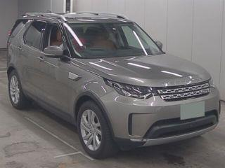 2019 LandRover Discovery 5 3.0 Td6 HSE 7 Seater