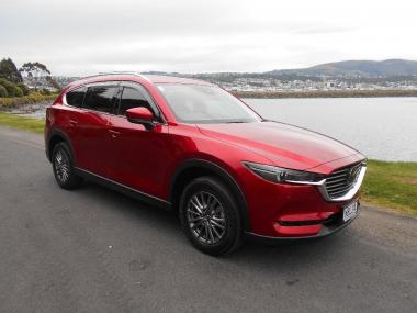 2019 Mazda CX8 GSX DSL 2.2D 7 seats