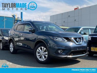 2015 Nissan X-TRAIL 4WD 7 Seater