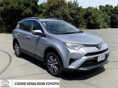 2018 Toyota RAV4 GX FWD 2.0P