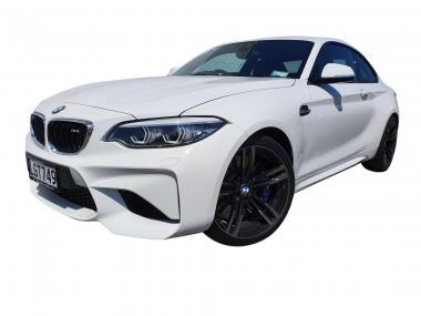 2018 BMW M2 3.0P/7A