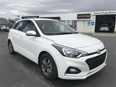 2020 Hyundai i20 5D A4