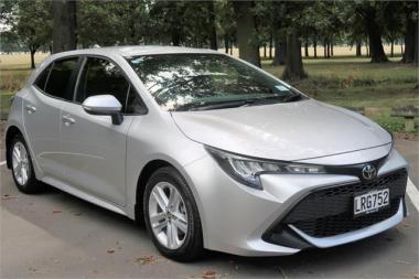 2018 Toyota Corolla GX 2.0P CVT