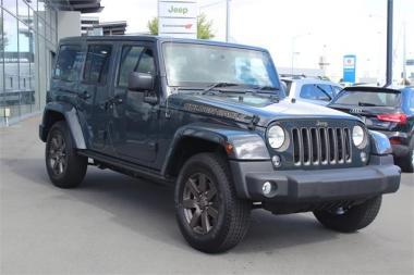 2019 Jeep Wrangler Unlimited Golden Eagle