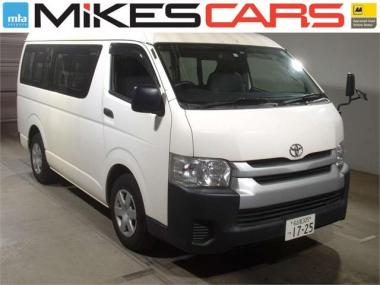 2015 Toyota Hiace 2.7 DX 10 Seater - 23,522km