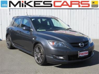 2007 Mazda Axela MPS 6 Speed - 44,600km!