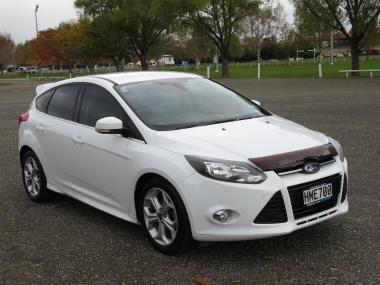 2014 Ford Focus Sport