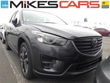 2016 Mazda CX-5 25S L Package - 23,185km