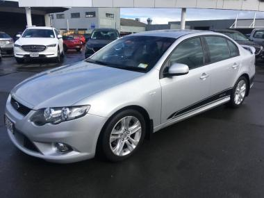 2010 Ford FALCON FG XR6 SEDAN A