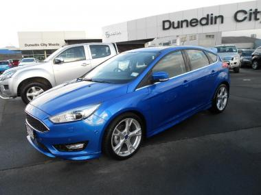 2017 Ford FOCUS TITANIUM 1.5 Petrol Auto Hatch