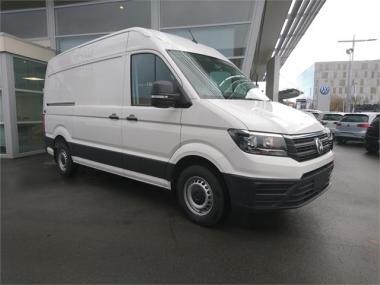 2021 Volkswagen Crafter Manual White Van