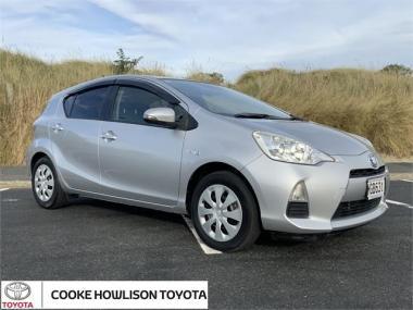 2012 Toyota Aqua Hybrid