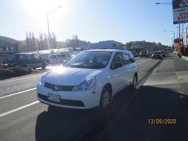 2013 Nissan Wingroad 1.5 S/W