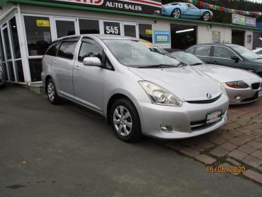 2008 Toyota Wish 1.8 7 SEATER