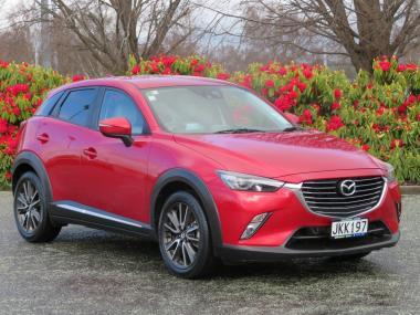 2015 Mazda CX-3 LTD AWD