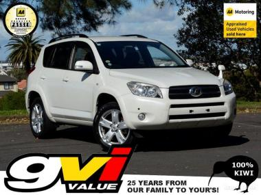 2007 Toyota RAV4 4WD Sport * Wide Body * No Deposi