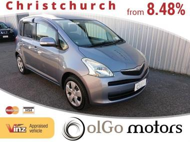 2007 Toyota Ractis 1.5 G Very Low KMs Cruise Cntrl