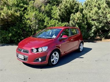 2015 Holden Barina CDX 5 Door 1.6L Auto