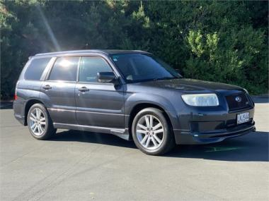 2007 Subaru Forester cross sport Wagon