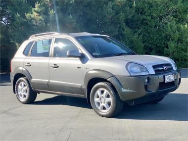 2005 Hyundai Tucson GLS 2.7 V6 GLS