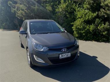 2016 Hyundai i20 1.4 GLS A4 PB