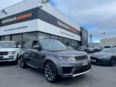 2019 LandRover Range Rover Sport 4.4 SDV8 HSE Dyna