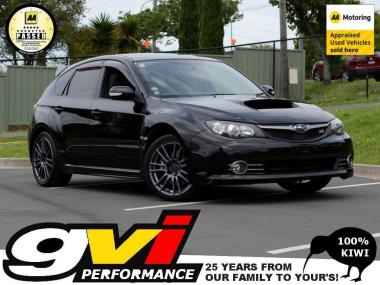 2010 Subaru Impreza WRX STi * Facelift / Recaro *