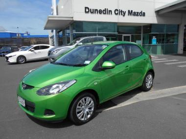 2008 Mazda 2 CLASSIC 5 door 1.5 Auto Hatch