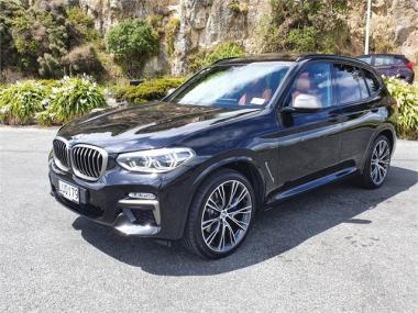 2018 BMW X3 M40i Blackfire Edition