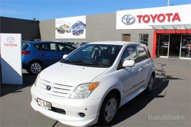 2007 Toyota Ist 1.3L Automatic
