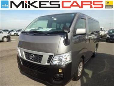 2015 Nissan Caravan NV350 DX 2.5TD 5 Speed