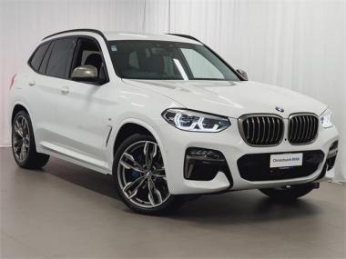 2021 BMW X3 M40i M Performance