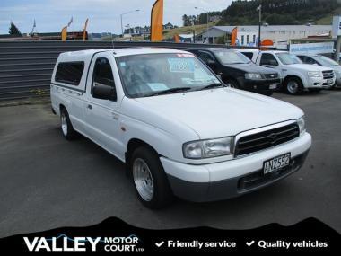 2002 MAZDA BOUNTY STD CAB W/S 2WD DX