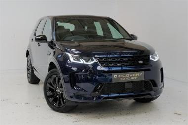 2020 LandRover Discovery Sport D180 R-Dynamic SE