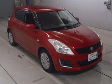 2014 Suzuki Swift XG