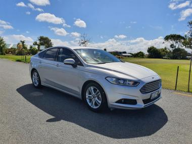 2017 Ford Mondeo Ambiente 5dr Petrol