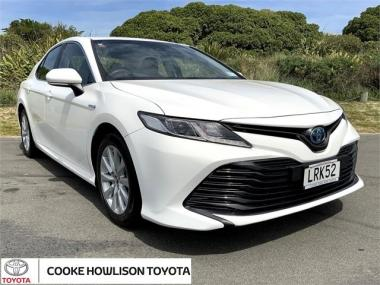 2018 Toyota Camry GX Hybrid Signature Class 3 Year