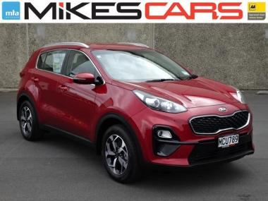 2019 Kia Sportage LX Urban - 5,822km NZ New
