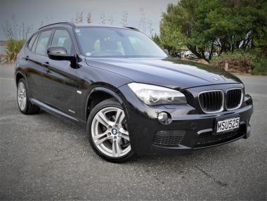 2011 BMW X1 S -Drive 118i M/SPORT