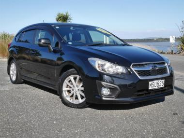 2012 SUBARU IMPREZA 2.0i Eyesight
