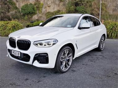 2020 BMW X4 M40i M Performance