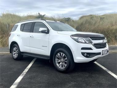 2018 Holden Trailblazer Holden Trailblazer LTZ 2.8