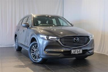 2018 Mazda CX-8 GSX DSL 2.2L Diesel 4WD