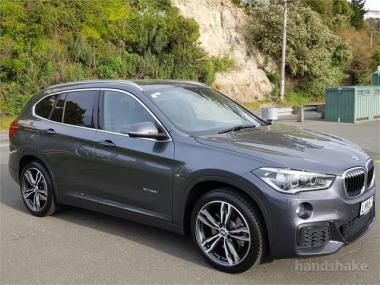 2016 BMW X1 xDrive 25i M Sport